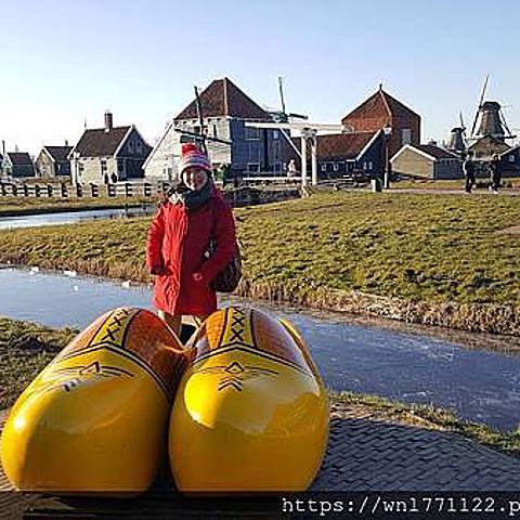 2018 歐洲蜜月自助之旅---【荷蘭】風車村Zaanse Schans