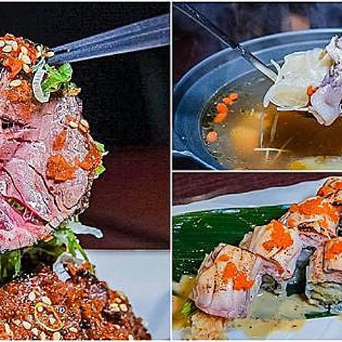 桃園美食-藤三代·手作料理-簡約風格的手作料理/壽司 烤物 炸物 炒物 定食 湯品
